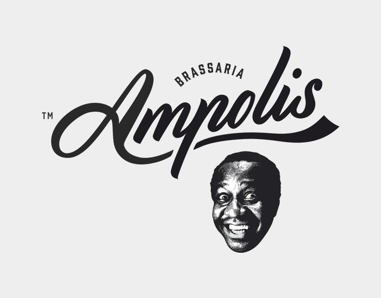 Brassaria Ampolis Logo
