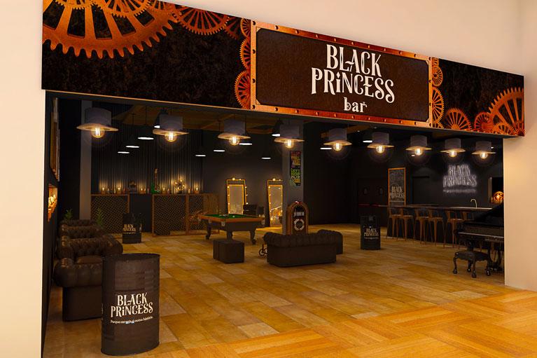 Black Princess Bar chega em Campos do Jordão