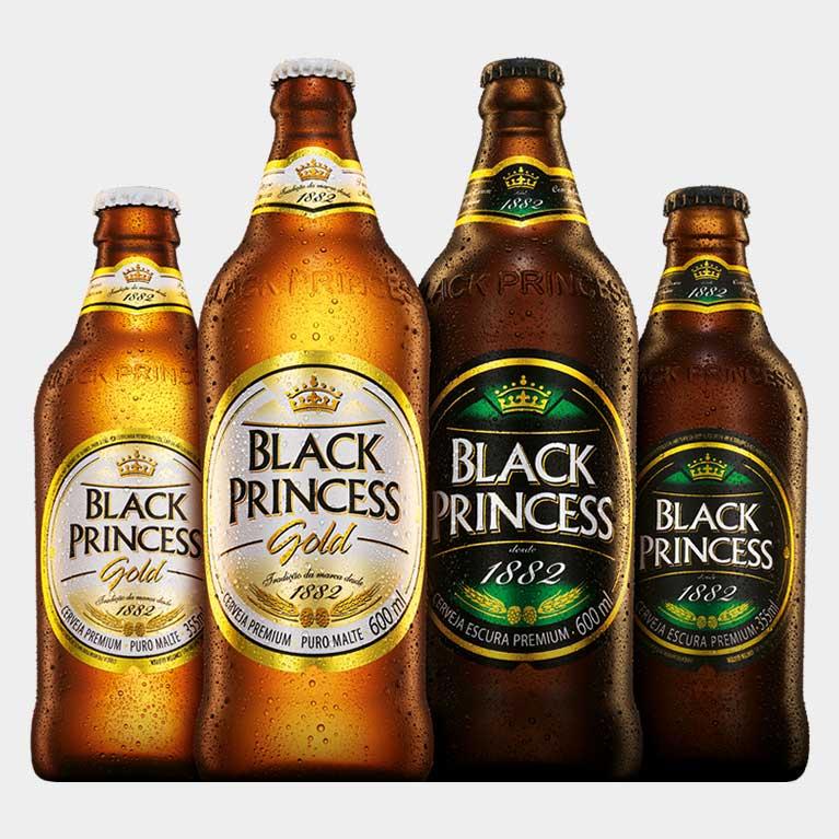 Cerveja Black Princess