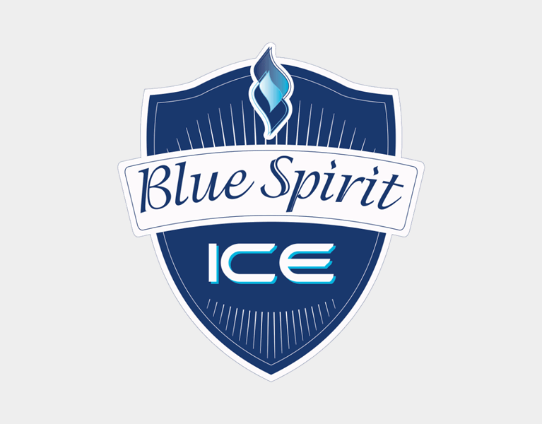 Vodka Blue Spirit Ice