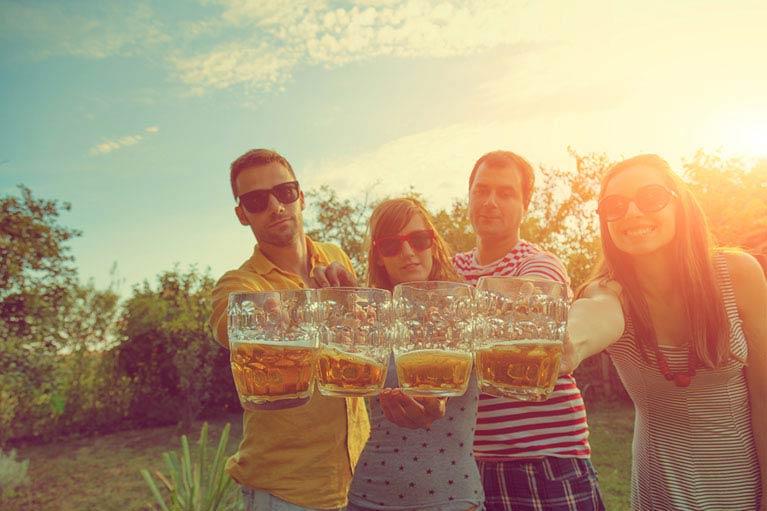 Efeitos do álcool variam de pessoa para pessoa