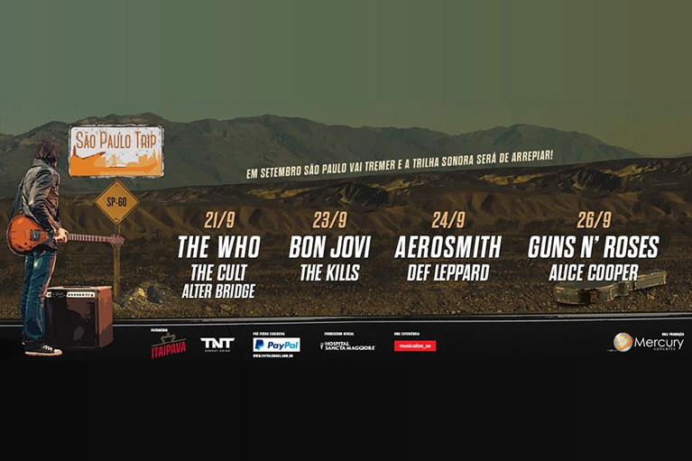 TNT Energy Drink patrocina plataforma de shows