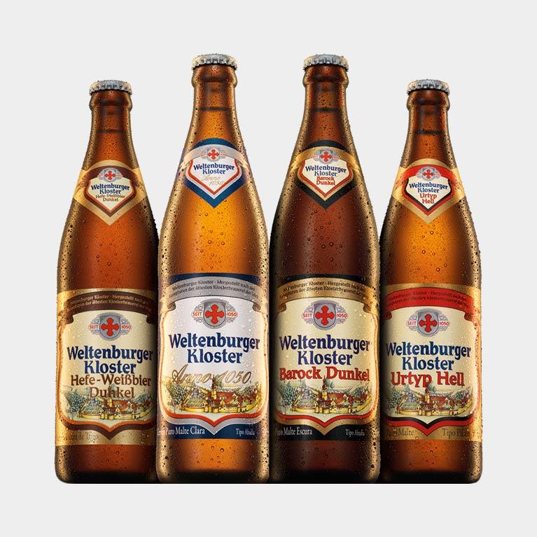 Cerveja Weltenburger
